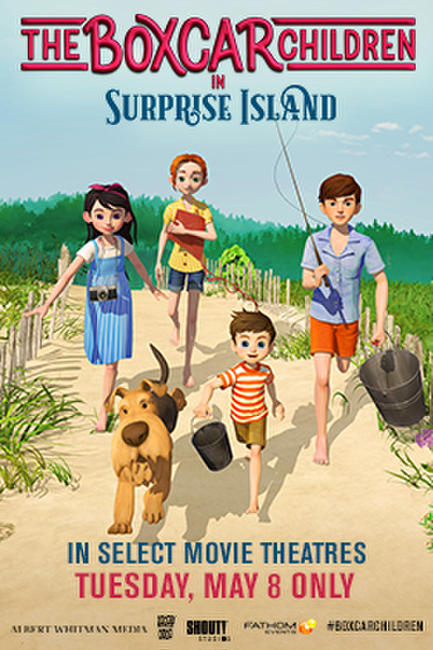 The Boxcar Children – Surprise Island Photos + Posters