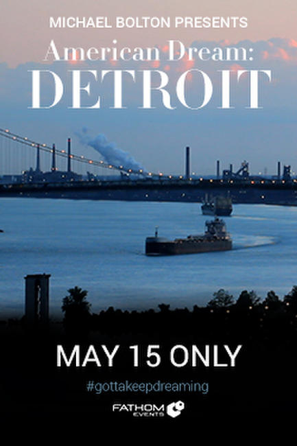 American Dream: Detroit Photos + Posters