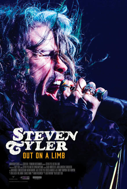 Steven Tyler: Out on a Limb Photos + Posters