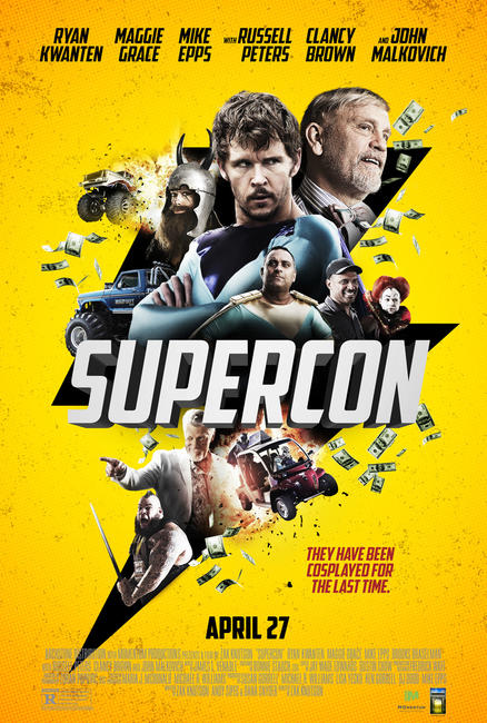 Supercon Photos + Posters
