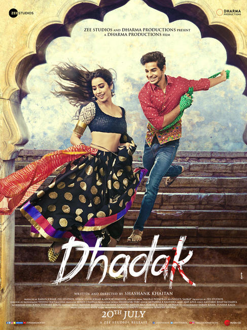 Dhadak Photos + Posters