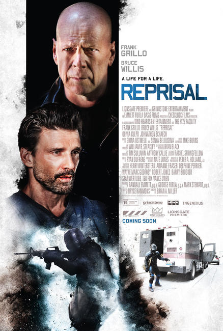 Reprisal (2018) Photos + Posters