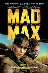 Mad Max: Fury Road showtimes and tickets
