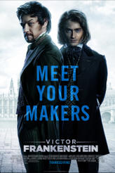 Victor Frankenstein showtimes and tickets