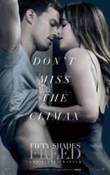 Fifty Shades Freed showtimes and tickets