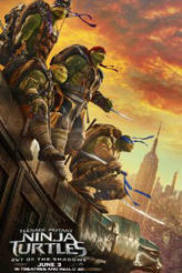 Teenage Mutant Ninja Turtles: Out of the Shadows showtimes and tickets