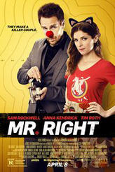 Mr. Right showtimes and tickets