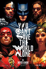 Justice League (2017) showtimes and tickets