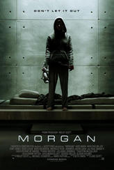 Morgan showtimes and tickets