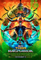 Thor: Ragnarok (2017) showtimes and tickets