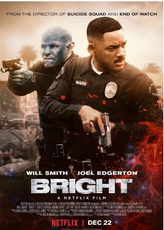 Bright (2017) showtimes and tickets