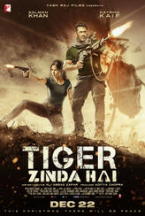 Tiger Zinda Hai showtimes and tickets