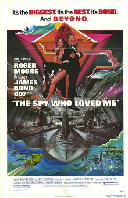 The Spy Who Loved Me / Live and Let Die Photos + Posters