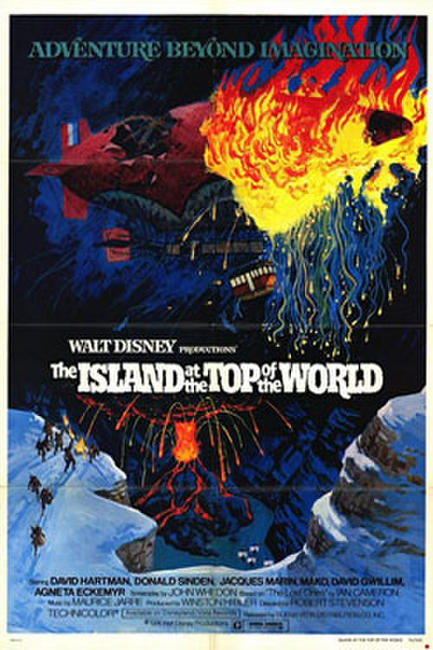 The Island at the Top of the World Photos + Posters