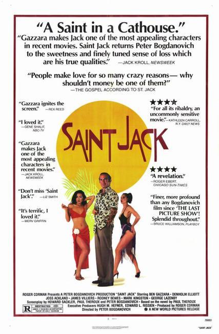 Saint Jack / Daisy Miller Photos + Posters