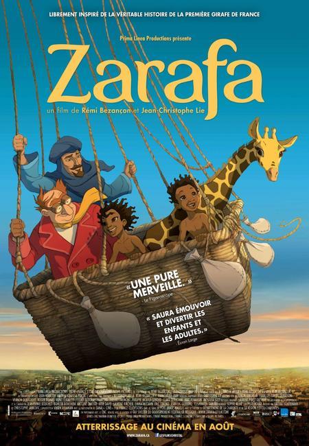 Zarafa Photos + Posters
