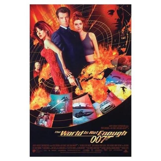 The World is Not Enough / Die Another Day Photos + Posters