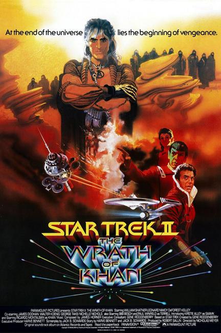Alamo Drafthouse & Fandango Present – The Summer of 1982: Star Trek II: The Wrath of Khan Photos + Posters