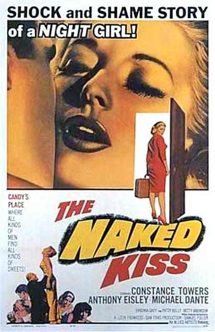 The Naked Kiss / The Steel Helmet Photos + Posters