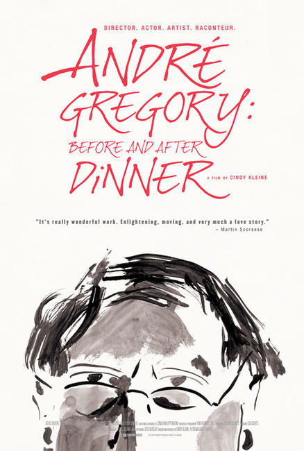 Andre Gregory: Before and After Dinner Photos + Posters