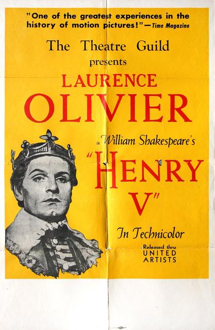 Henry V / Richard III Photos + Posters