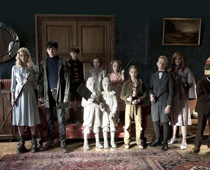 Miss Peregrine's Home for Peculiar Children Photos + Posters