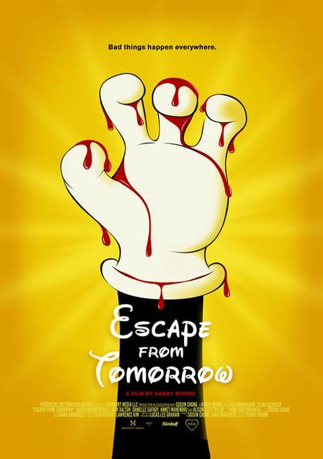 Escape From Tomorrow Photos + Posters