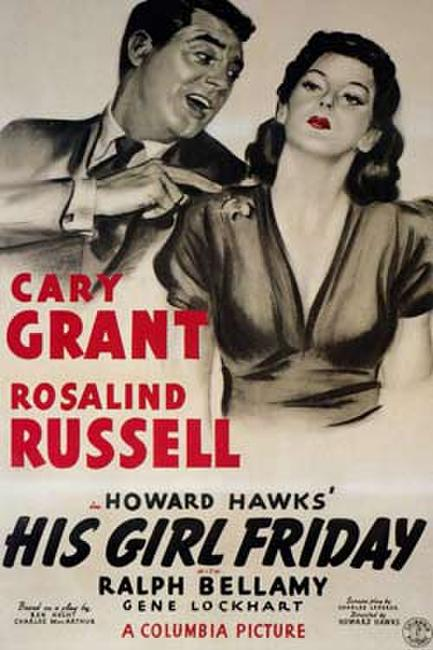 His Girl Friday / The Major and The Minor Photos + Posters
