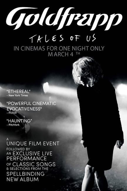 Goldfrapp: Tales of Us Photos + Posters