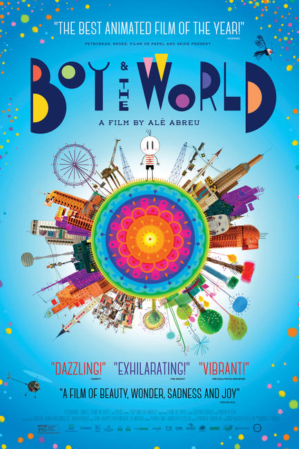 Boy and the World Photos + Posters