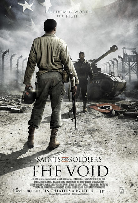 Saints and Soldiers: The Void Photos + Posters