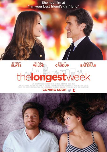 The Longest Week Photos + Posters