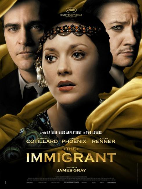 THE IMMIGRANT/TWO LOVERS Photos + Posters