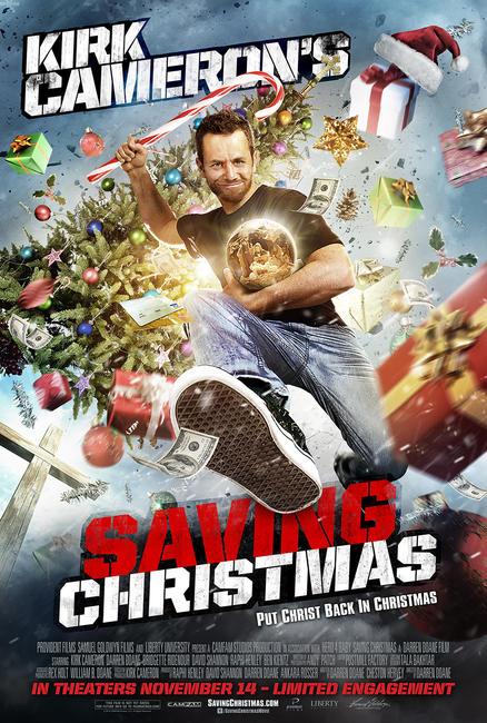 Kirk Cameron's Saving Christmas Photos + Posters