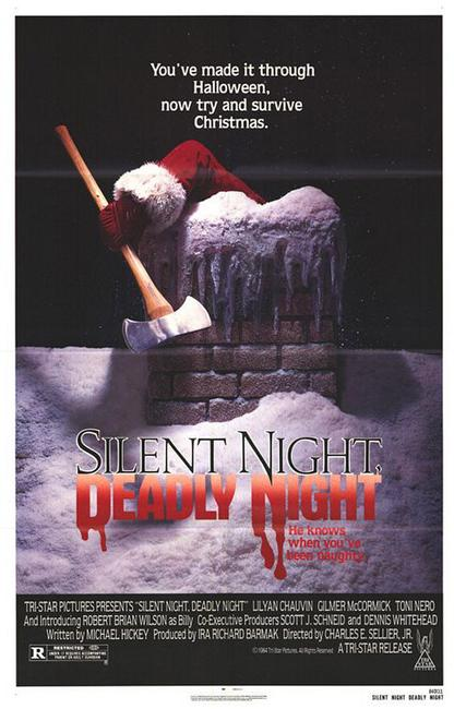 Silent Night Deadly Night / Christmas Evil Photos + Posters