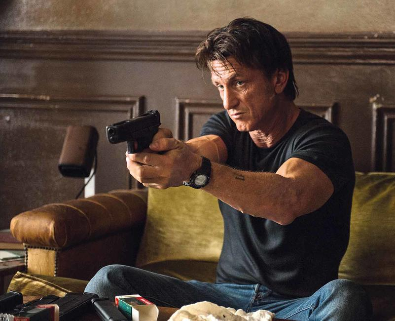 The Gunman Photos + Posters