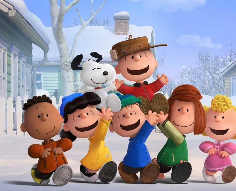 The Peanuts Movie Photos + Posters