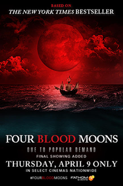 Four Blood Moons Photos + Posters