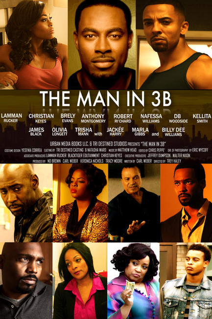 The Man in 3B Photos + Posters