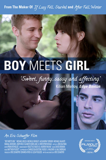 Boy Meets Girl Photos + Posters