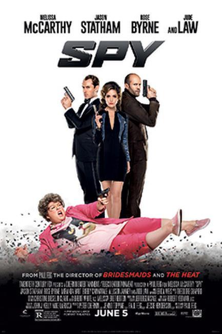LIFF: Spy Photos + Posters