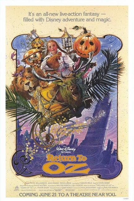 Return to Oz / The Company of Wolves Photos + Posters