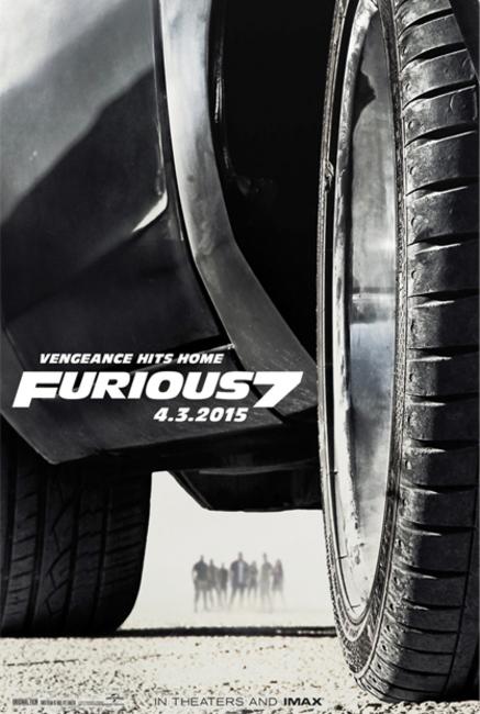 AMC Cares - Furious 7 Photos + Posters