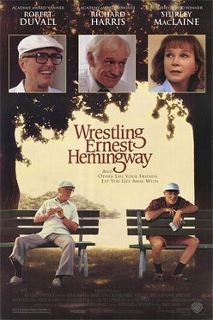 Wrestling Ernest Hemingway Photos + Posters
