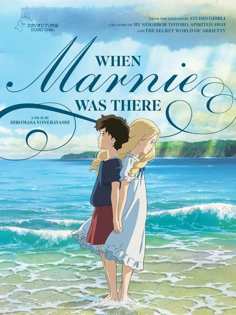When Marnie was There / Whisper of the Heart Photos + Posters