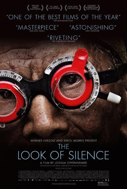 Drafthouse Films: The Look of Silence Photos + Posters