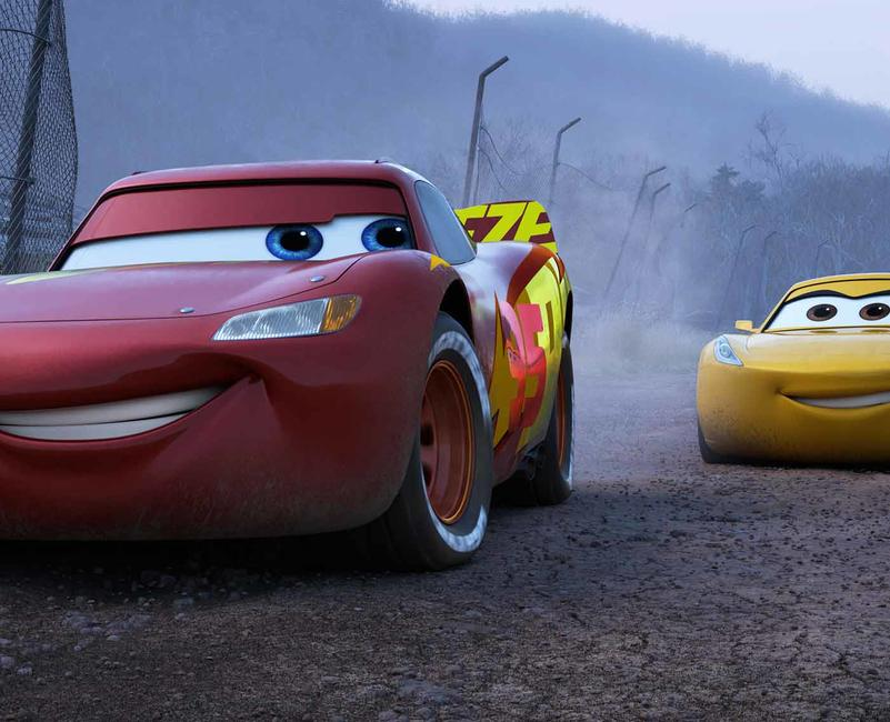 Cars 3 (2017) Photos + Posters