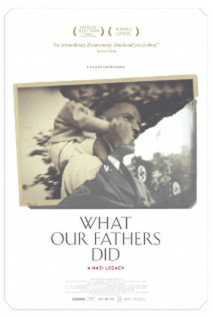What Our Fathers Did: A Nazi Legacy Photos + Posters