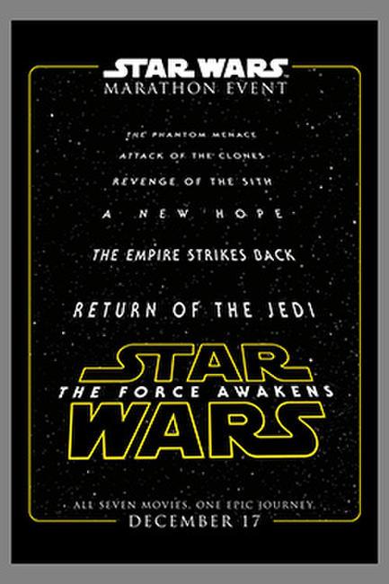 Star Wars Marathon (2015) Photos + Posters