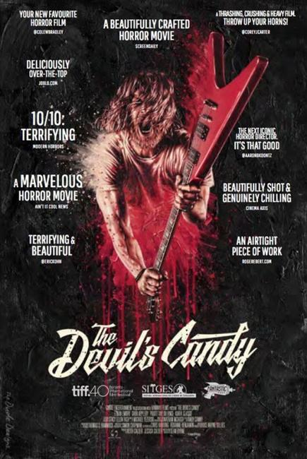 The Devil's Candy Photos + Posters